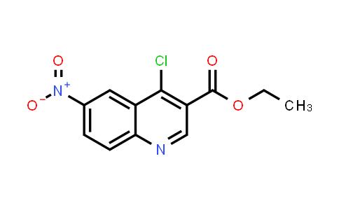 103514-54-1 | Ethyl 4-chloro-6-nitroquinoline-3-carboxylate