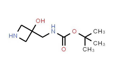 1035351-07-5 | tert-Butyl N-[(3-hydroxyazetidin-3-yl)methyl]carbamate