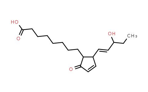 1035557-09-5   (E)-8-(2-(3-Hydroxypent-1-en-1-yl)-5-oxocyclopent-3-en-1-yl)octanoic acid