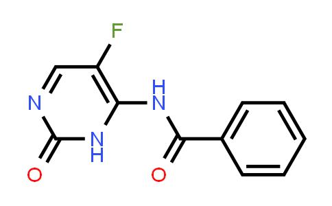 10357-07-0   N-(5-Fluoro-2-oxo-2,3-dihydropyrimidin-4-yl)benzamide