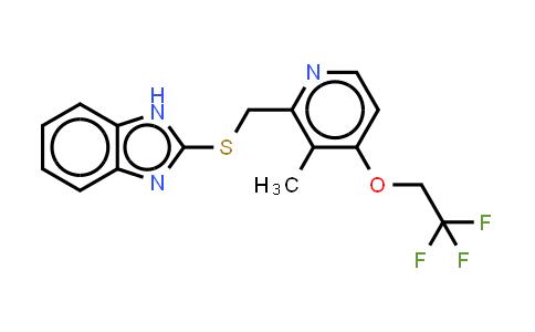103577-40-8   Lansoprazole Sulfide