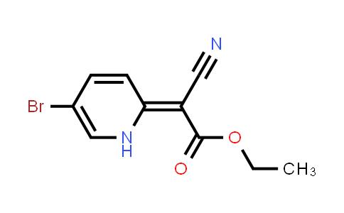 103590-10-9   Ethyl 2-(5-bromopyridin-2(1H)-ylidene)-2-cyanoacetate