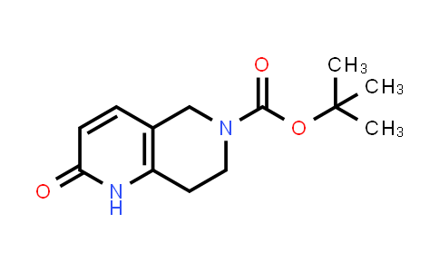 1036381-91-5 | tert-Butyl 2-oxo-1,2,7,8-tetrahydro-1,6-naphthyridine-6(5H)-carboxylate
