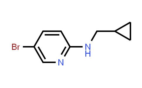 1036572-09-4 | 5-Bromo-N-(cyclopropylmethyl)pyridin-2-amine