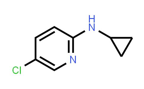 1036609-28-5 | 5-Chloro-N-cyclopropylpyridin-2-amine