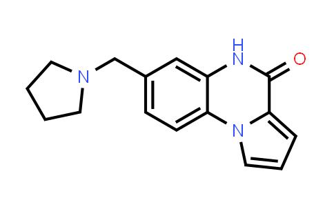 1036725-92-4 | 7-[(Pyrrolidin-1-yl)methyl]pyrrolo[1,2-a]quinoxalin-4(5H)-one