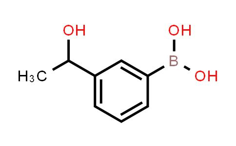1036760-03-8   (3-(1-Hydroxyethyl)phenyl)boronic acid