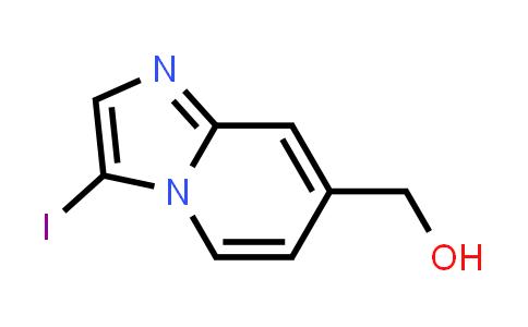 1036990-66-5 | (3-Iodoimidazo[1,2-a]pyridin-7-yl)methanol