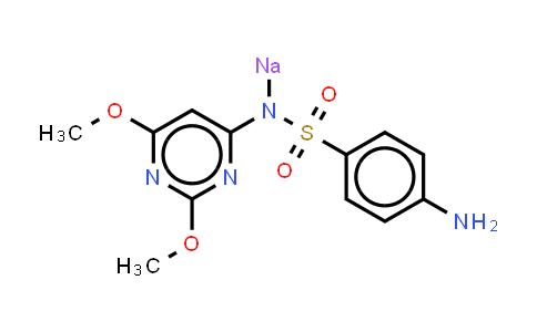 1037-50-9 | Sulfadimethoxine (sodium)