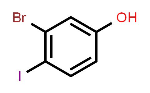 1037298-05-7 | 3-Bromo-4-iodophenol