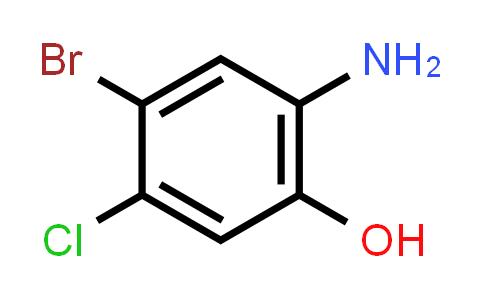 1037298-14-8 | 2-Amino-4-bromo-5-chlorophenol