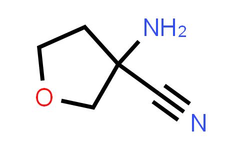 1037301-15-7   3-Aminotetrahydrofuran-3-carbonitrile