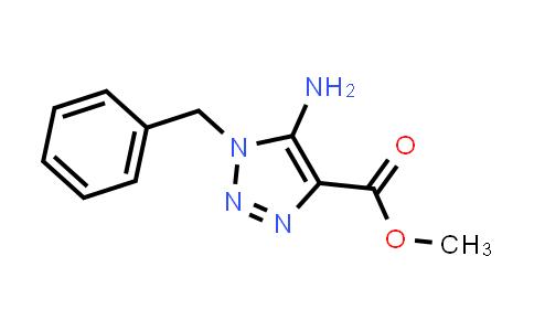 103742-39-8 | Methyl 5-amino-1-benzyl-1H-1,2,3-triazole-4-carboxylate