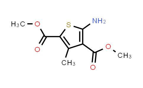103765-33-9 | Dimethyl 5-amino-3-methylthiophene-2,4-dicarboxylate