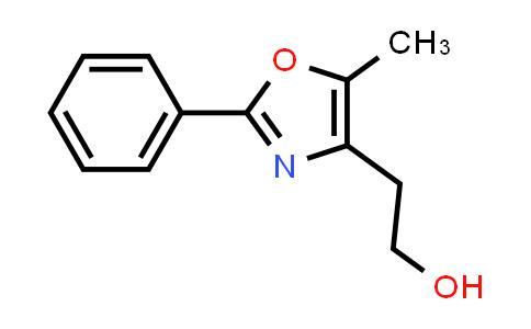 103788-65-4 | 2-(5-Methyl-2-phenyl-1,3-oxazol-4-yl)ethan-1-ol