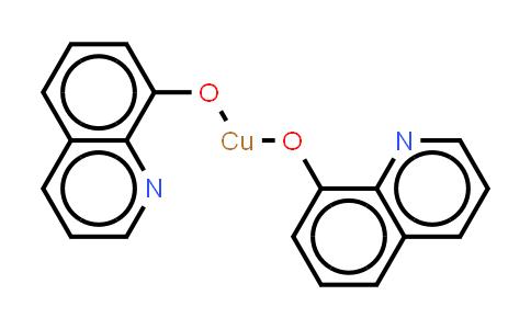 10380-28-6 | Bis(8-quinolinolato)copper(II)