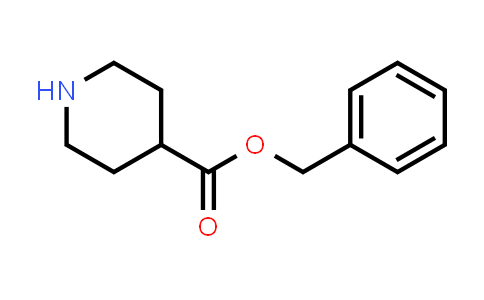 103824-89-1 | Benzyl piperidine-4-carboxylate