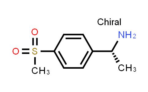 1038393-47-3 | (R)-1-(4-(Methylsulfonyl)phenyl)ethanamine