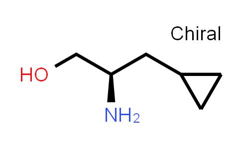 1038393-51-9 | (R)-2-Amino-3-cyclopropylpropan-1-ol