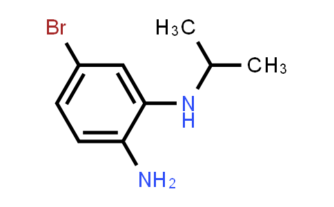 1038408-35-3 | 5-Bromo-N1-isopropylbenzene-1,2-diamine