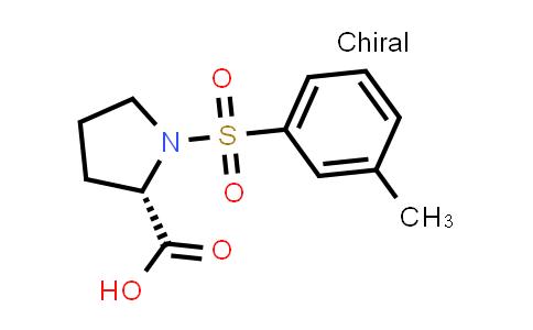 1038410-49-9 | (m-Tolylsulfonyl)-L-proline