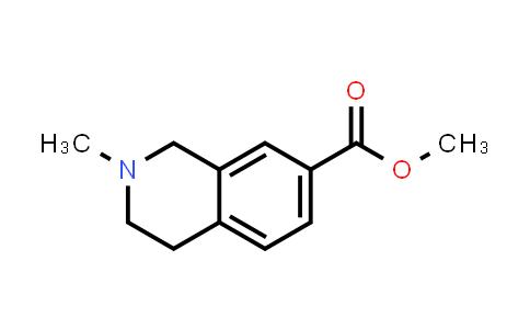 1038549-50-6 | Methyl 2-methyl-1,2,3,4-tetrahydroisoquinoline-7-carboxylate