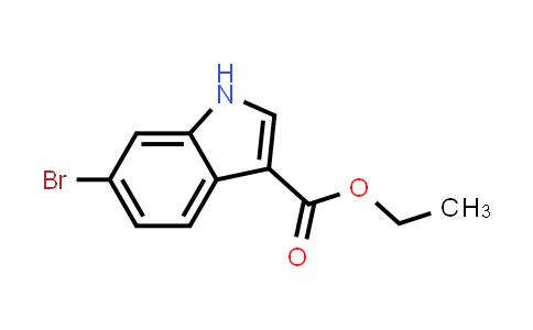 103858-55-5   Ethyl 6-bromo-1H-indole-3-carboxylate