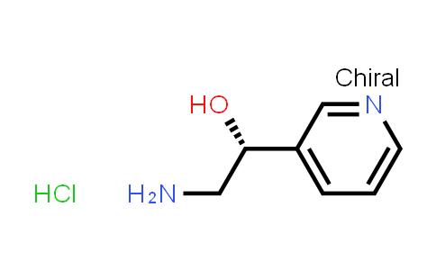 1038594-01-2   (R)-2-Amino-1-(pyridin-3-yl)ethanol hydrochloride