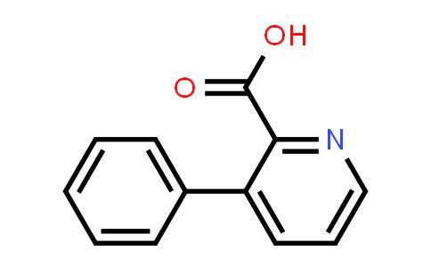 103863-15-6 | 3-Phenylpicolinic acid