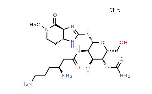 103867-06-7 | Albothricin