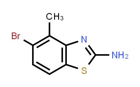 103873-80-9 | 5-bromo-4-methylbenzo[d]thiazol-2-amine