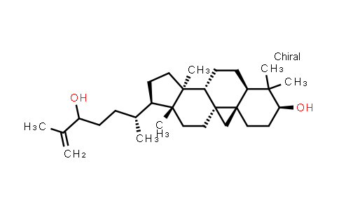 10388-48-4 | 9,19-Cyclo-9β-lanost-25-ene-3β,24-diol
