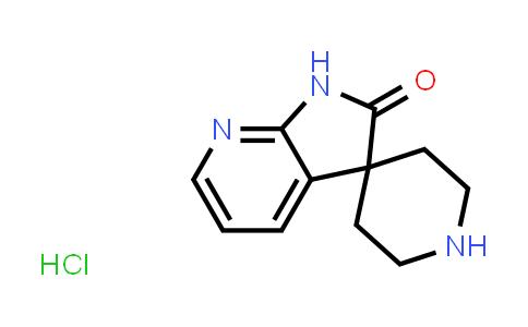 1038866-43-1   Spiro[piperidine-4,3'-pyrrolo[2,3-b]pyridin]-2'(1'H)-one hydrochloride