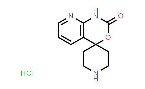 1038866-44-2 | Spiro[piperidine-4,4'-pyrido[2,3-d][1,3]oxazin]-2'(1'H)-one hydrochloride