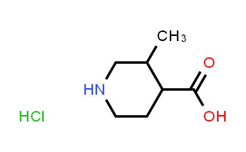 1038992-98-1 | 3-Methylpiperidine-4-carboxylic acid hydrochloride
