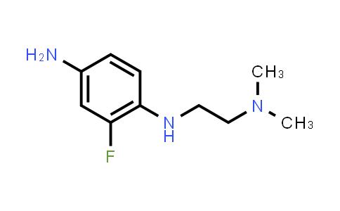 1039333-52-2   N1-(2-(Dimethylamino)ethyl)-2-fluorobenzene-1,4-diamine