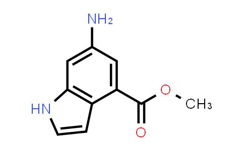103956-00-9 | Methyl 6-amino-4-indolecarboxylate