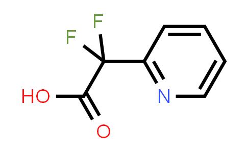 1039621-73-2   2,2-Difluoro-2-(pyridin-2-yl)acetic acid