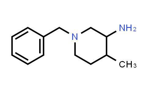 1039738-27-6   1-Benzyl-4-methylpiperidin-3-amine