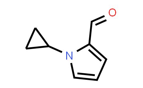1039758-67-2 | 1-Cyclopropyl-1h-pyrrole-2-carbaldehyde