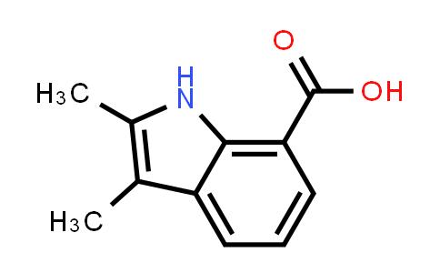103986-07-8 | 2,3-Dimethyl-1H-indole-7-carboxylic acid