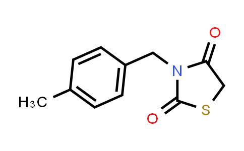 103986-16-9 | 3-(4-Methylbenzyl)-1,3-thiazolidine-2,4-dione