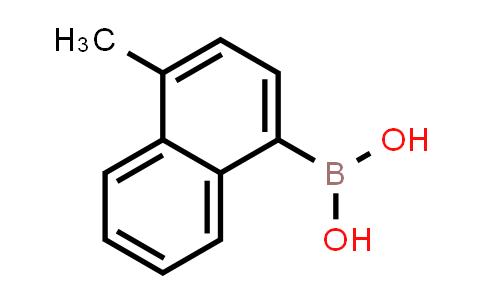 103986-53-4 | (4-Methylnaphthalen-1-yl)boronic acid