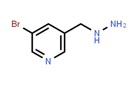 1039922-32-1 | 3-Bromo-5-(hydrazinylmethyl)pyridine