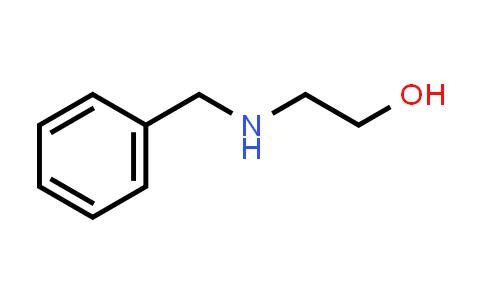 104-63-2 | 2-(Benzylamino)ethanol