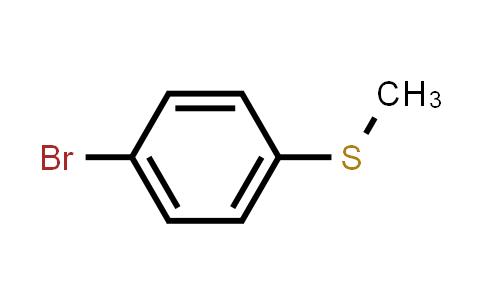 104-95-0 | (4-Bromophenyl)(methyl)sulfane