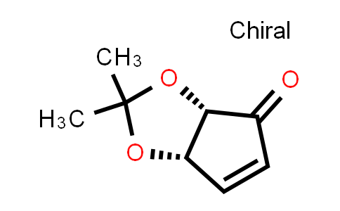 104010-72-2 | (3aS,6aS)-2,2-Dimethyl-3aH-cyclopenta[d][1,3]dioxol-4(6aH)-one