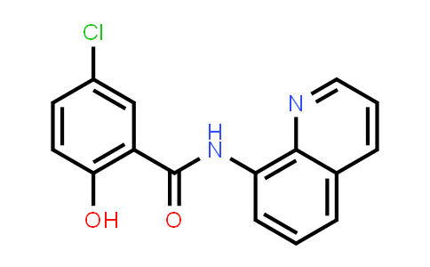 1040312-13-7   Benzamide, 5-chloro-2-hydroxy-N-8-quinolinyl-