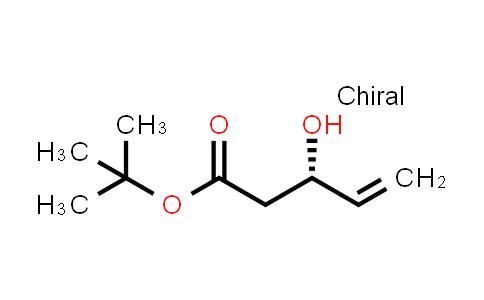 1040390-31-5   (S)-tert-butyl 3-hydroxypent-4-enoate