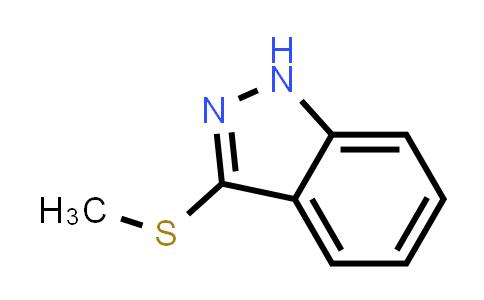 1040502-51-9   1H-Indazole, 3-(methylthio)-